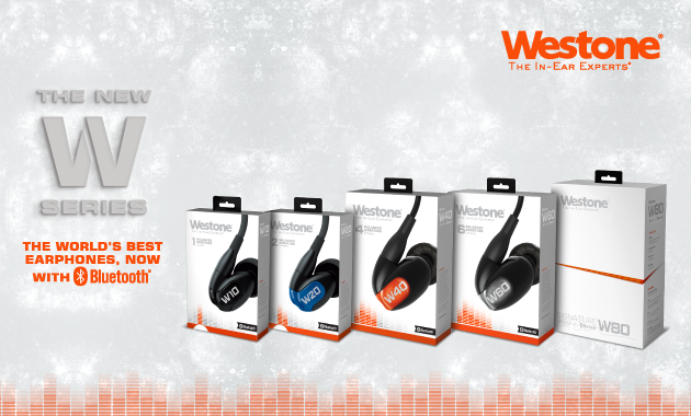 Westone W Series (NEW)