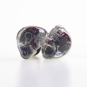 Canal Works CW-U77 Universal-Fit earphones