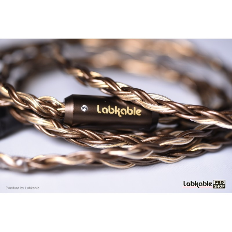 Labkable Pandora Cable 2.5mm-MMCX