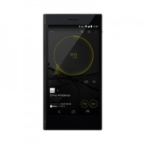 Onkyo Granbeat Digital Audio Player × Smartphone
