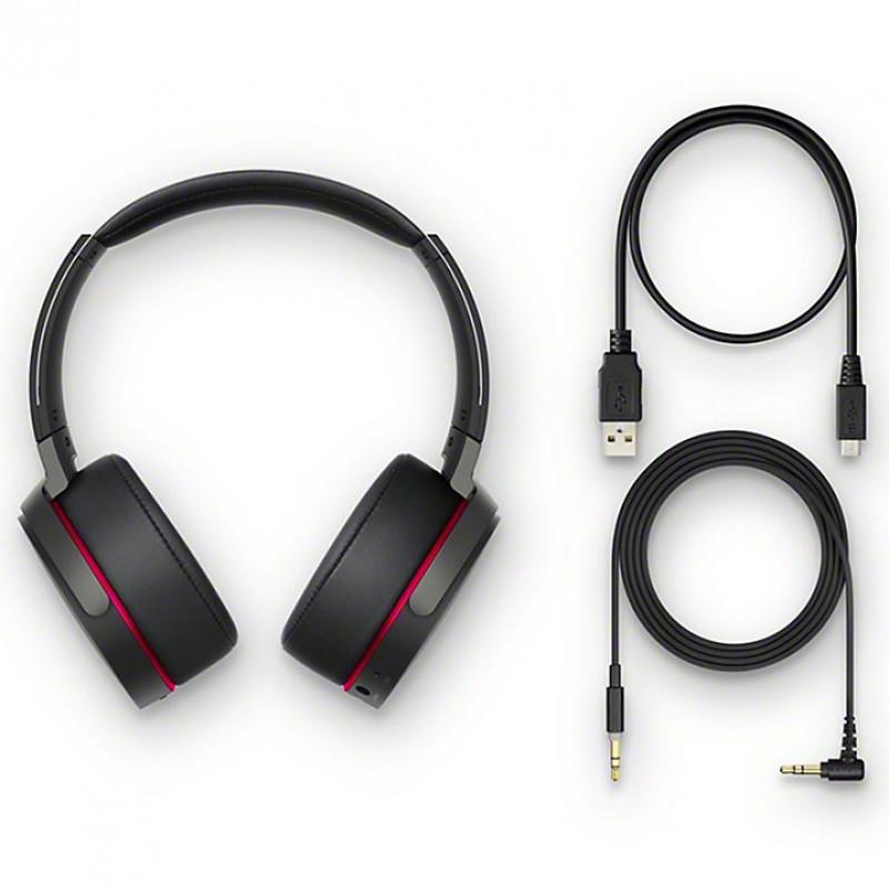 Sony MDR-XB950B1 Extra Bass Bluetooth Over-Ear Headphones
