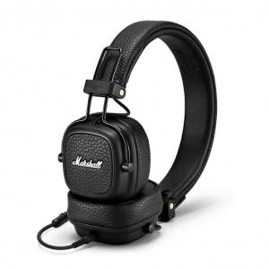 MARSHALL Major III 藍牙耳罩式耳機-黑色