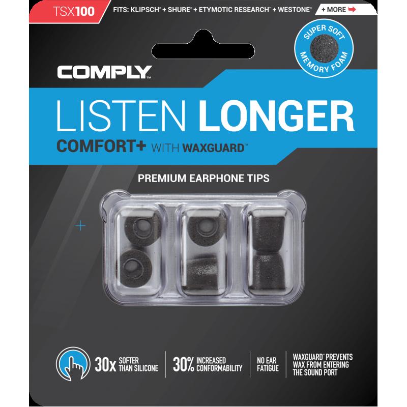Comply Tsx-100 (3 對裝)