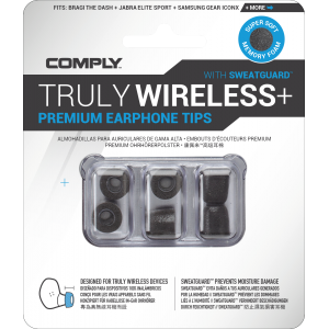 Comply Truly Wireless Pro -Standard Size (3 對)