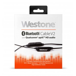 Westone Bluetooth V2 Cable